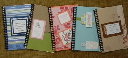Make Your Own Quiet Time Journals