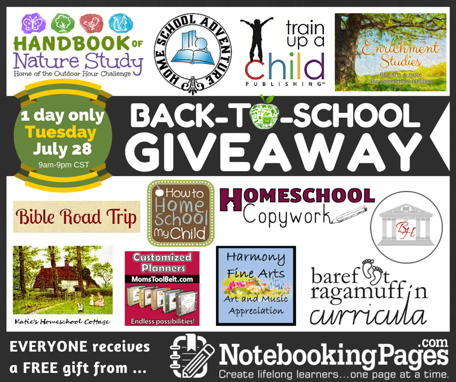 Back-to-School Membership Kickoff Giveaway