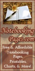 Free & Affordable Notebooking Pages