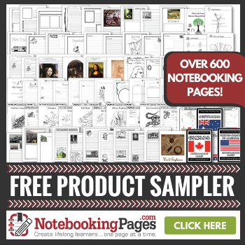 NotebookingPages Free Product Sampler