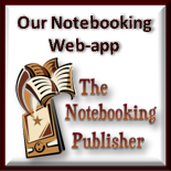The Notebooking Publisher web-application