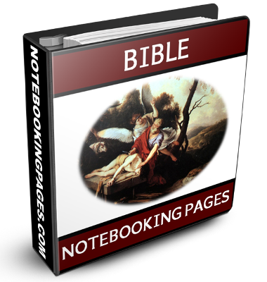 Bible Notebooking Pages (FREE)