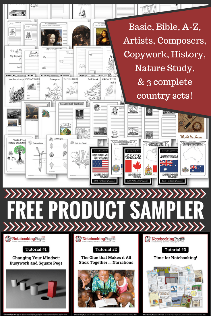 Free Product Sampler