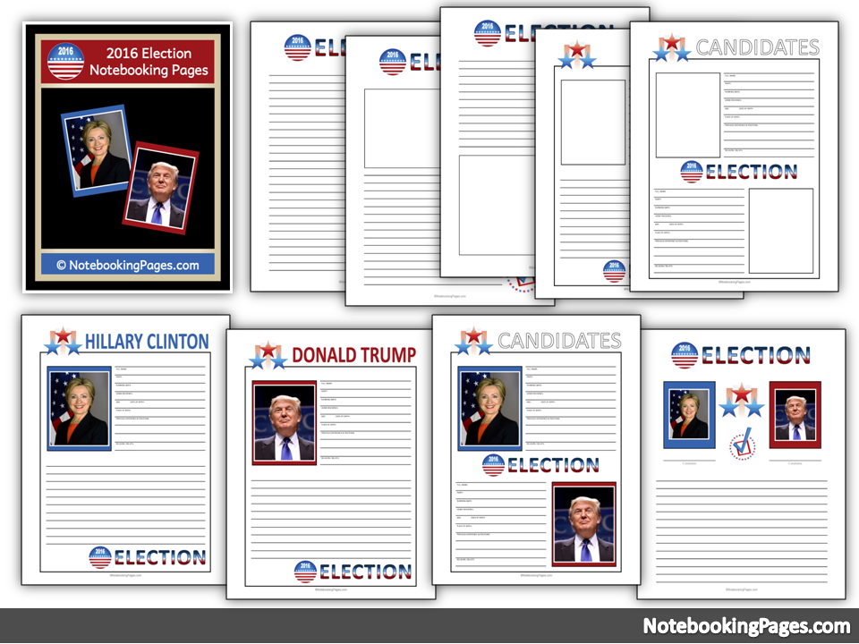 30+ Election Day Learning Freebies: Free Homeschool Unit ...