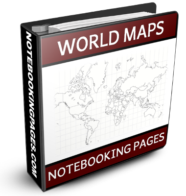 World Map Pages