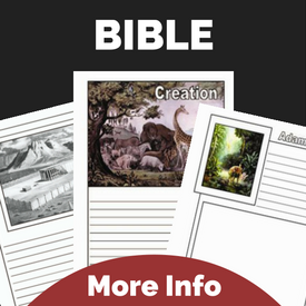 Notebooking Pages Free Bible